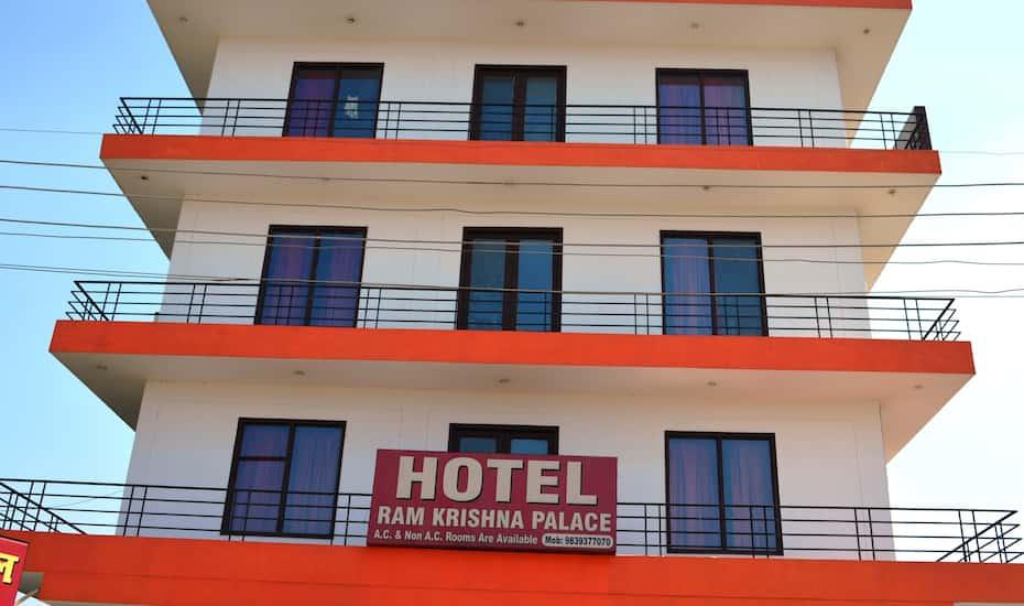 Hotel Ram Krishna Palace