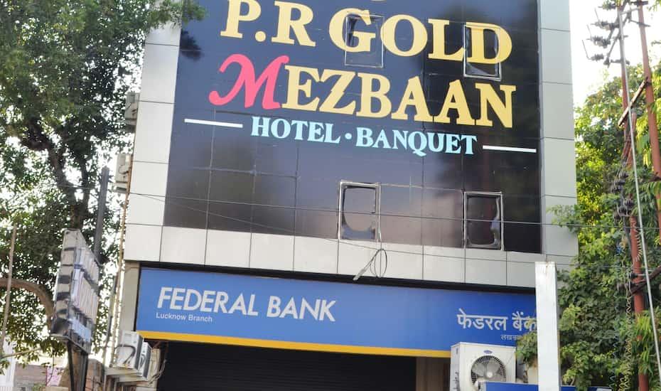 Pr Gold Hotel Mezbaan