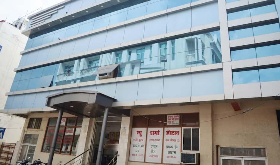 New Sharma Hotel