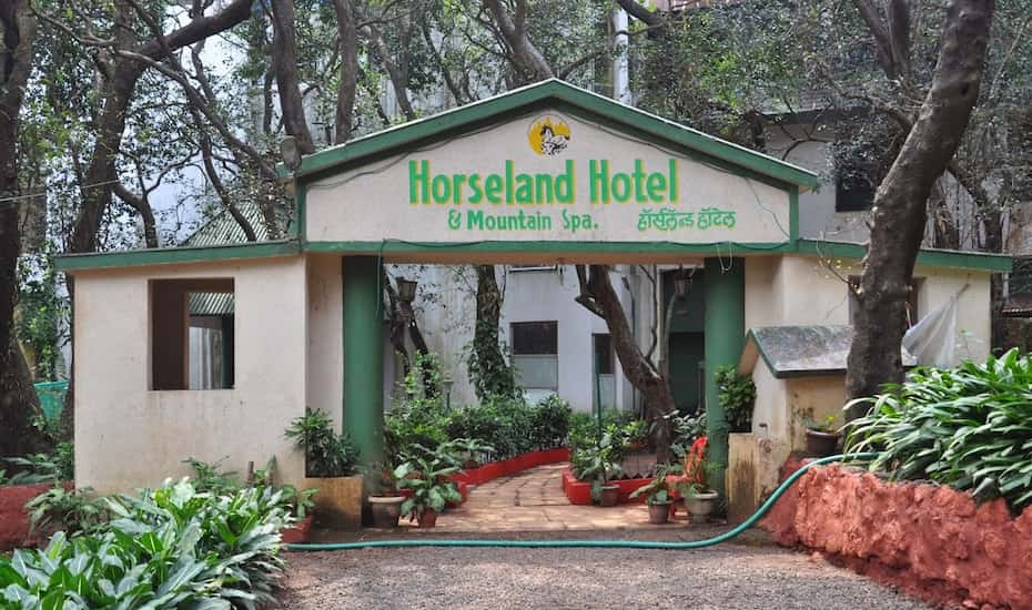 Horseland Hotel And Mountain Spa, Matheran - Book this hotel