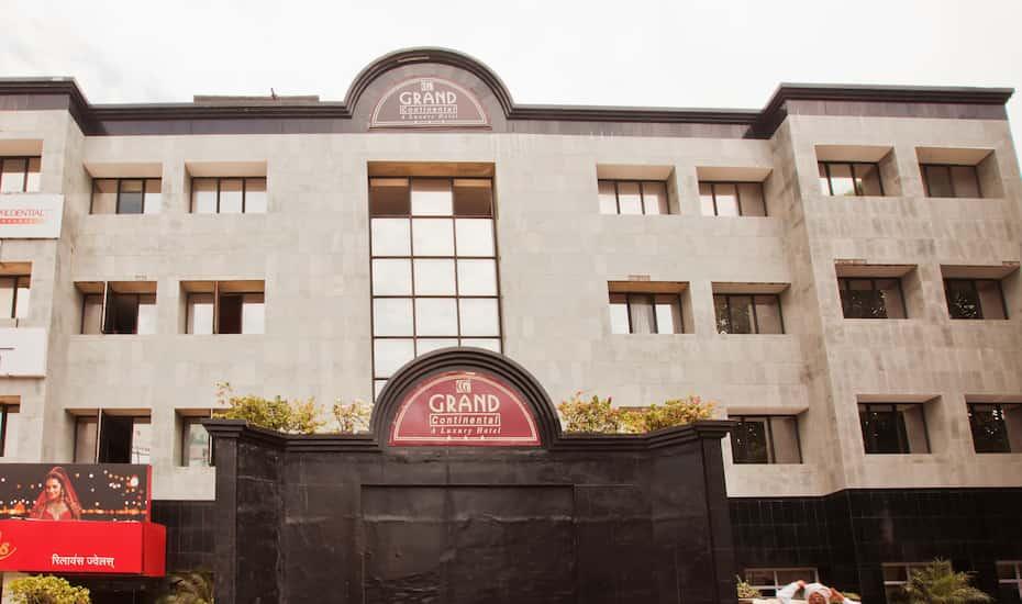 grand continental hotel allahabad updated photos reviews price rh yatra com