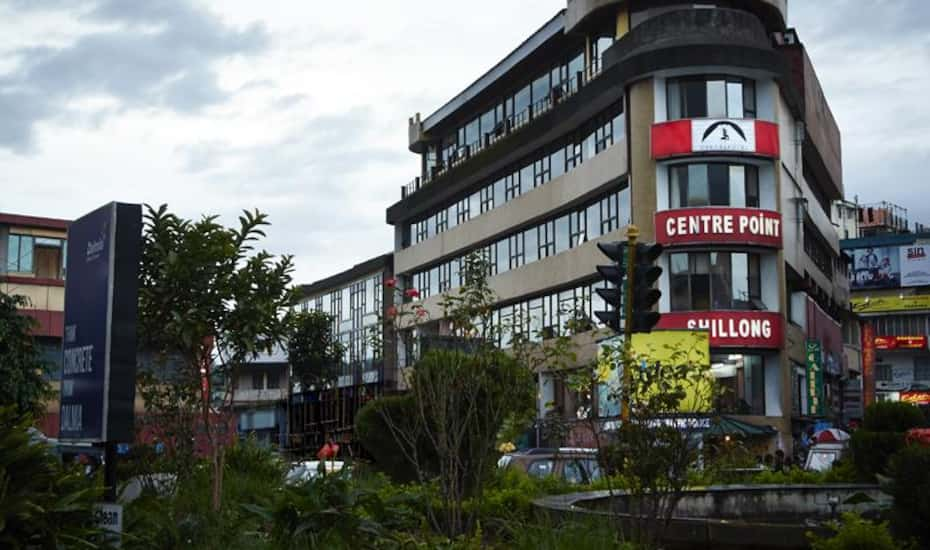 Hotel Centre Point Shillong Hotel Booking Reviews Room Photos