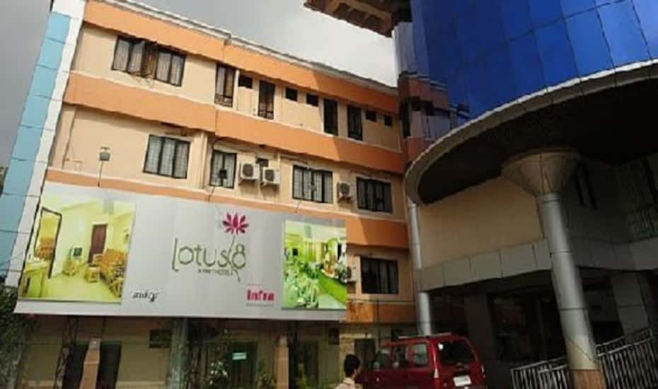 lotus 8 an airport hotel cochin hotel booking - reviews, room photos