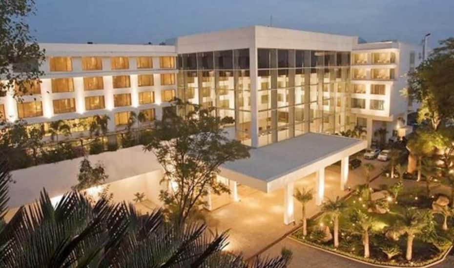 Radisson Blu Plaza Hotel Hyderabad Banjara Hills, Hyderabad - Book