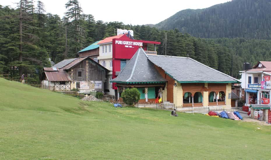 puri guest house restaurant khajjiar hotel booking reviews room rh yatra com