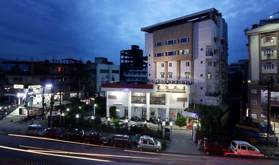 Hotel Nandan, Guwahati - Book this hotel at the BEST PRICE only on
