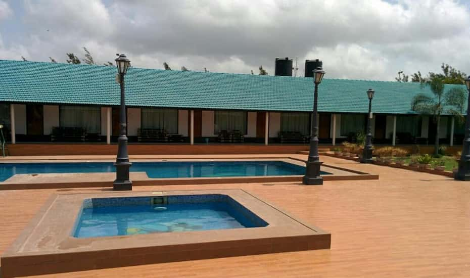 Hotel Anand Resorts, Trimbakeshwar - Book this hotel at the BEST