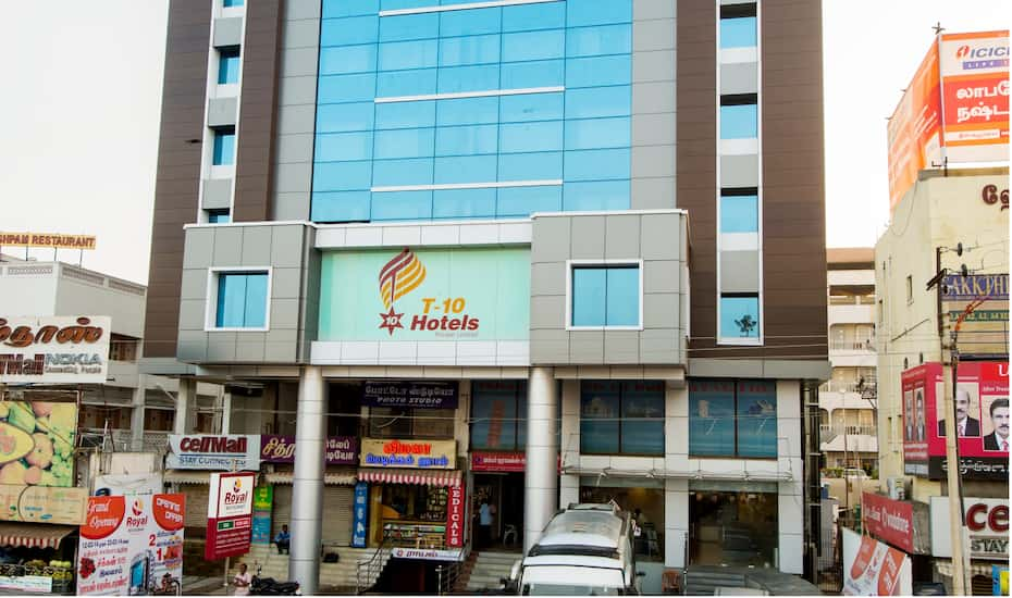 Hotel Plaza Trichy, Trichy - Book this hotel at the BEST PRICE only