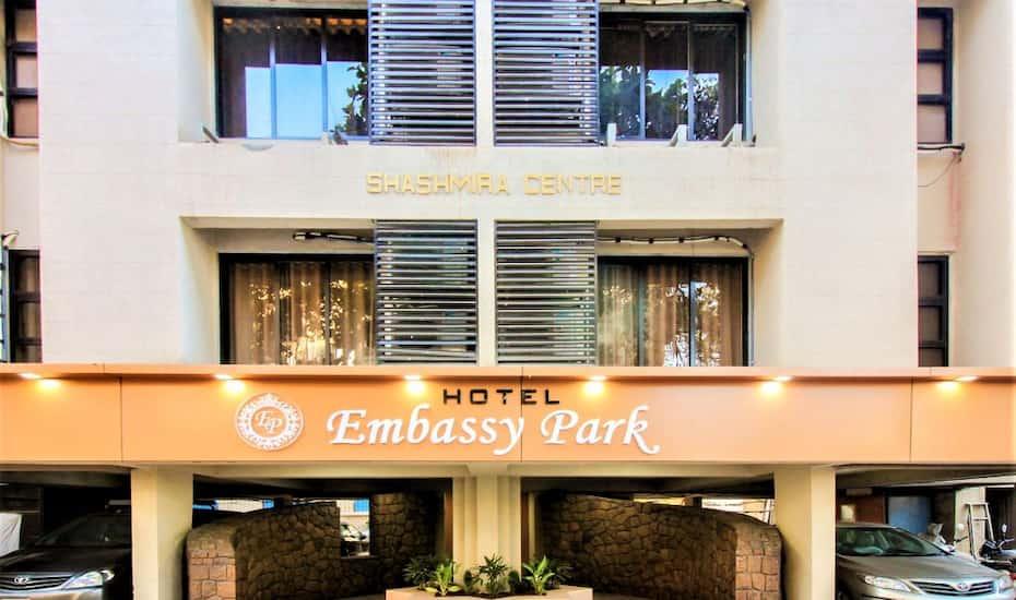 Hotel Emby Park Bkc