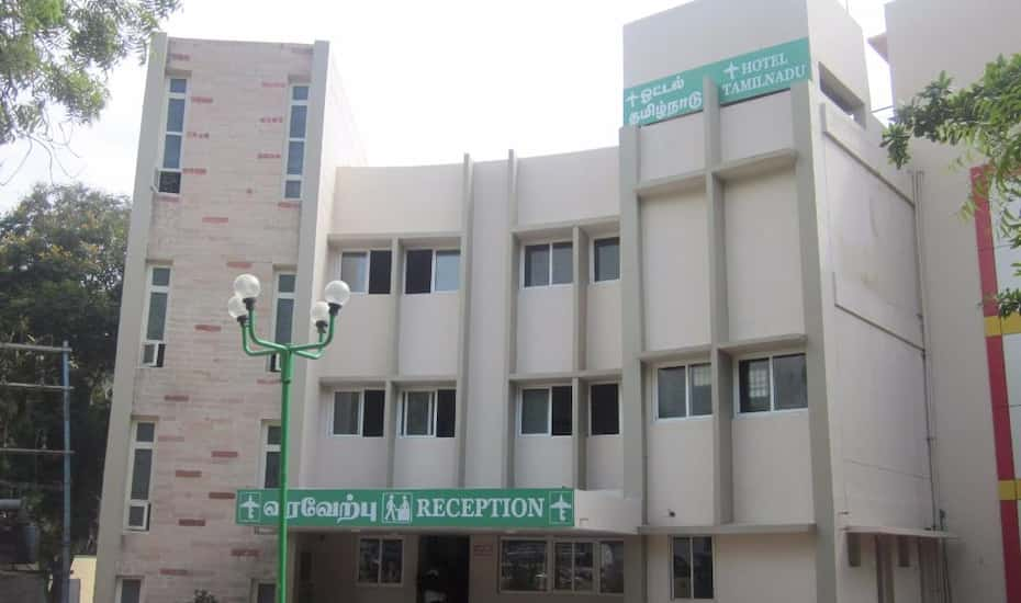 Hotel Tamilnadu A Ttdc Tiruchendur