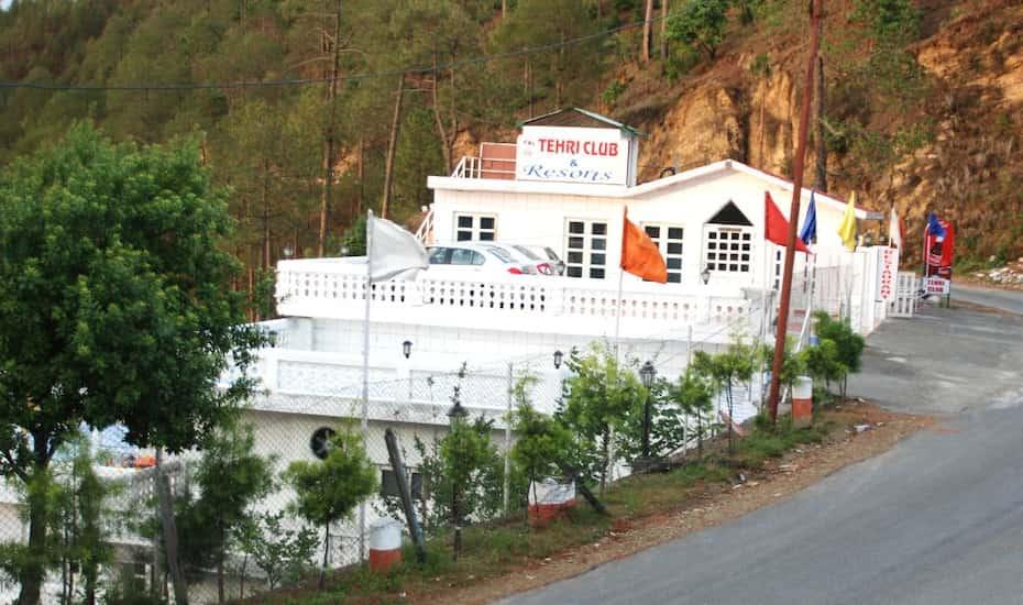 Is Teharu Open On Christmas Eve 2021 Tehri Club And Resorts Chamba Uttaranchal Price Reviews Photos Address