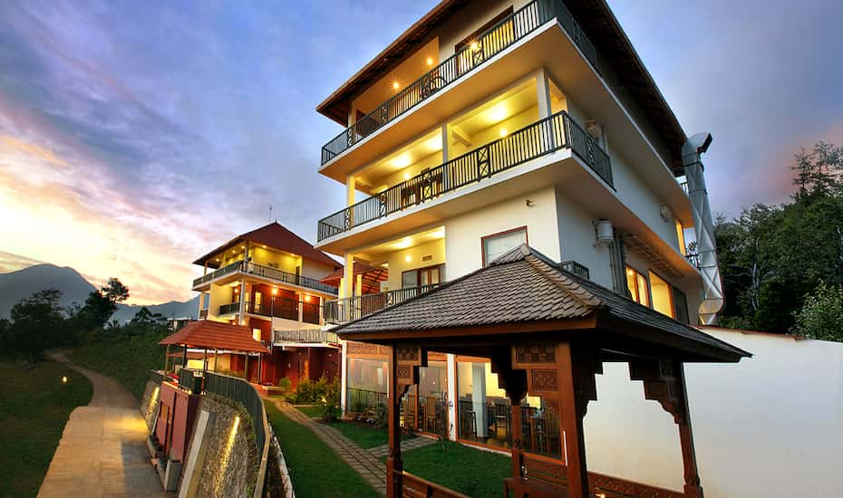 Olive Golden Ridge Resort Munnar Price Reviews Photos Address