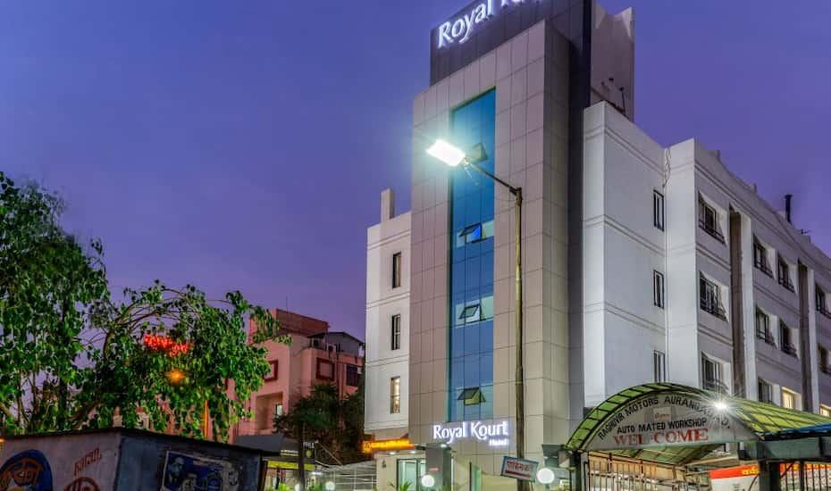 Treebo Royal Kourt Aurangabad Hotel Booking