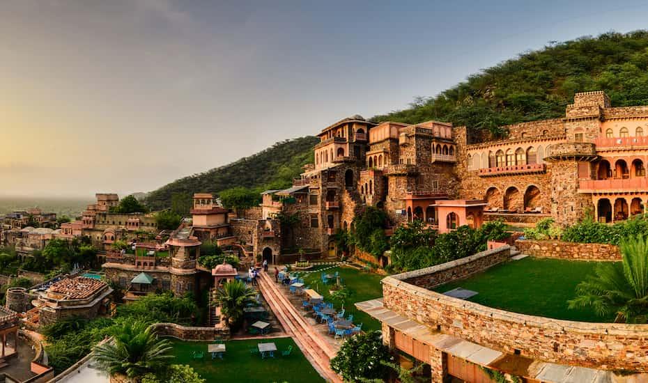 Neemrana Fort Palace Neemrana Price, Reviews, Photos & Address