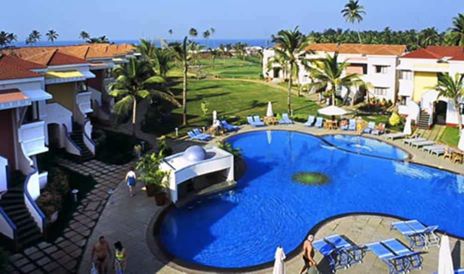 Royal Orchid Beach Resort Spa Goa Book This Hotel At The Best