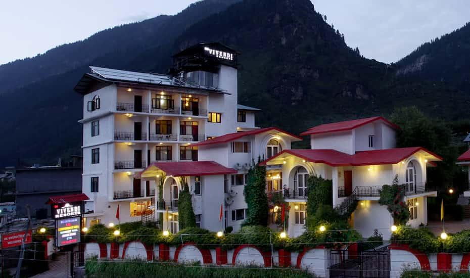 Pride De Vivendi Resort, Manali - Book this hotel at the