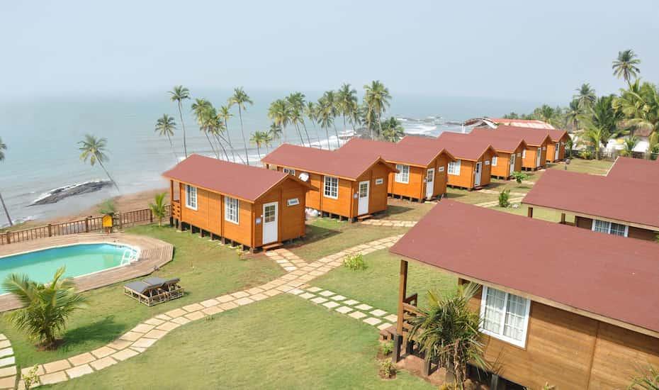 Ozran Heights Beach Resort Goa Flat 50 OFF Book Hotel Reviews