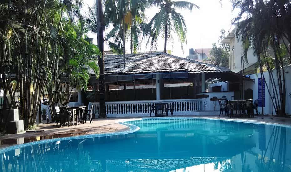 Silver Sands Beach Resort Daman
