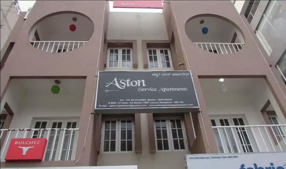 Aston Service Apartment