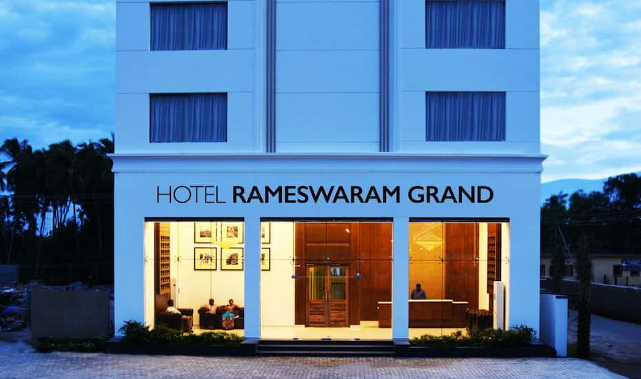 Hotel Rameswaram Grand Rameshwaram Flat 50 Off Book Reviews Room Photos Offers Yatra