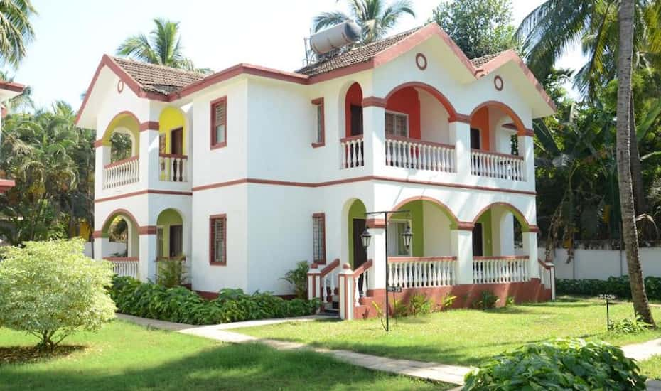 Paradise Village Beach Resort Goa Flat 50 OFF Book Hotel