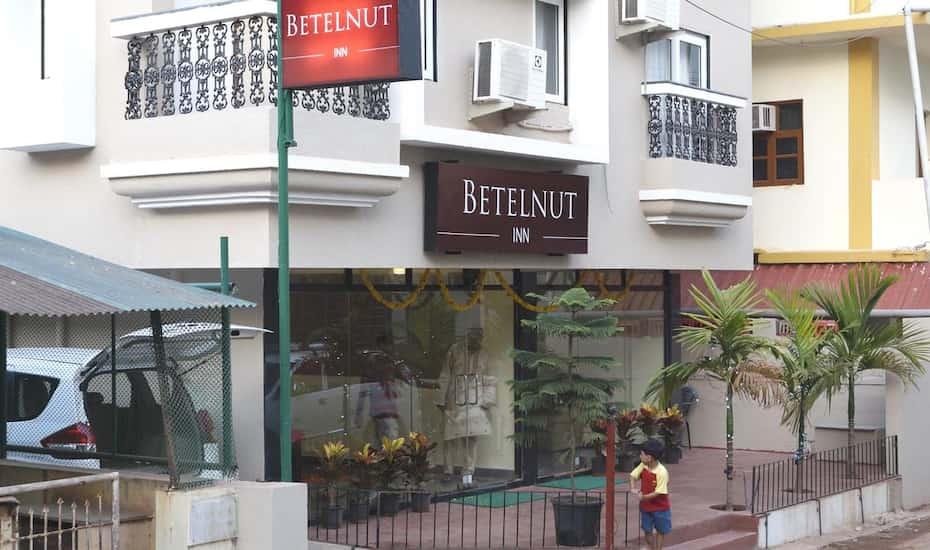 Betelnut Inn Mrkt By Splenor, Goa - Book this hotel at the