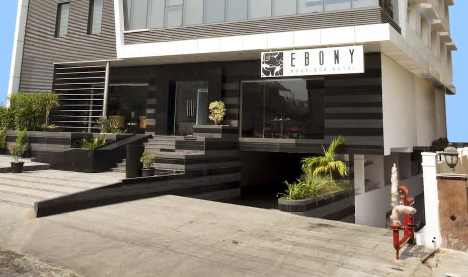 Ebony hotel banjara hills