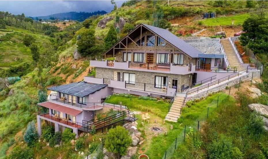 Leopard Rock Wilderness Resort Ooty Hotel Booking Reviews Room