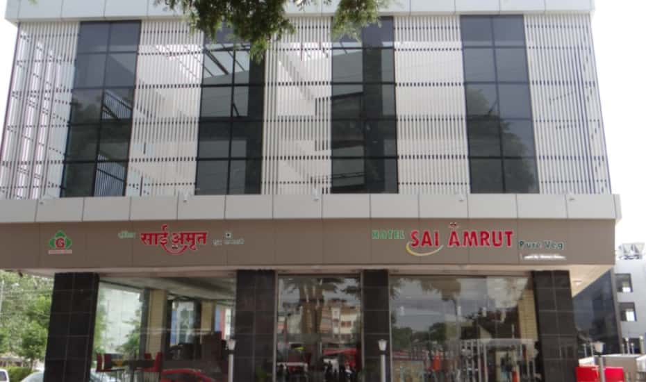 The Temple View Shirdi Hotel Booking Reviews Room Photos Price