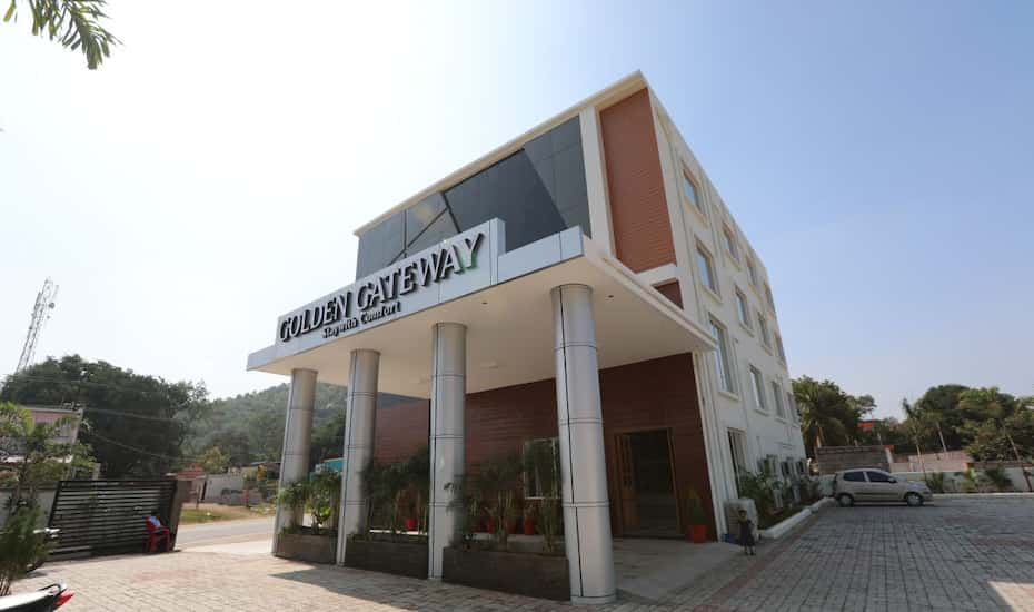 Hotel Golden Gateway, Vellore - Book this hotel at the BEST