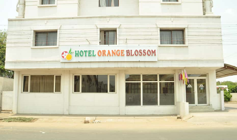 Hotel Orange Blossom, Trichy - Book this hotel at the BEST PRICE