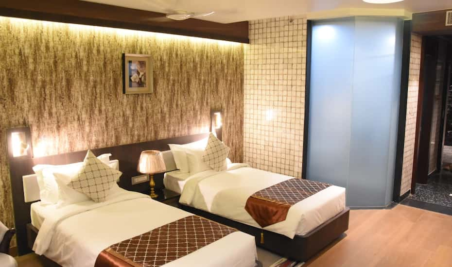 Costa Riviera Hotel, Varanasi - Book this hotel at the BEST