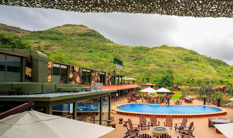 D A T A Resort By Della Adventure Resorts Lonavala Price Reviews Photos Address