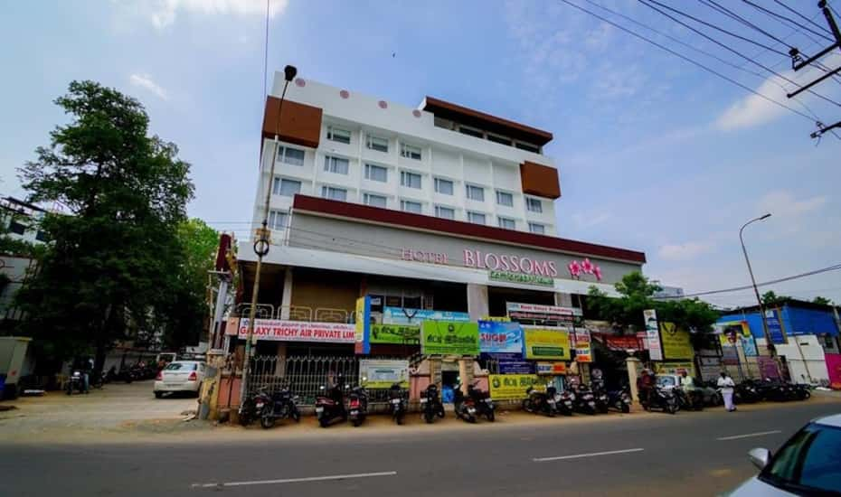Hotel Blossoms, Trichy - Book this hotel at the BEST PRICE