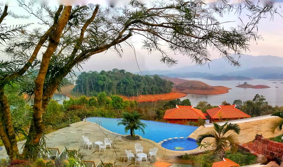 Contour Island Resort And Spa, Wayanad - Book this hotel at the BEST