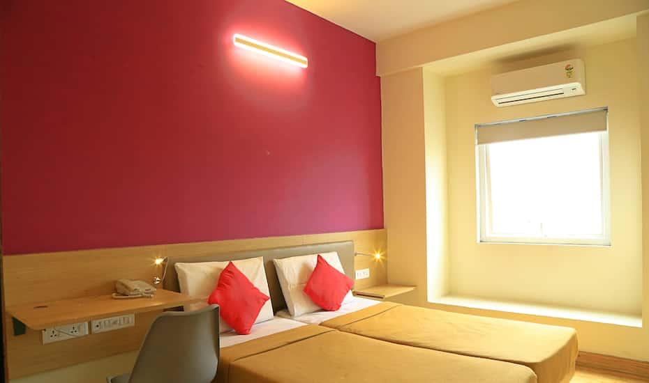 Smart Inn @ Taleda Square, Ajmer - Book this hotel at the