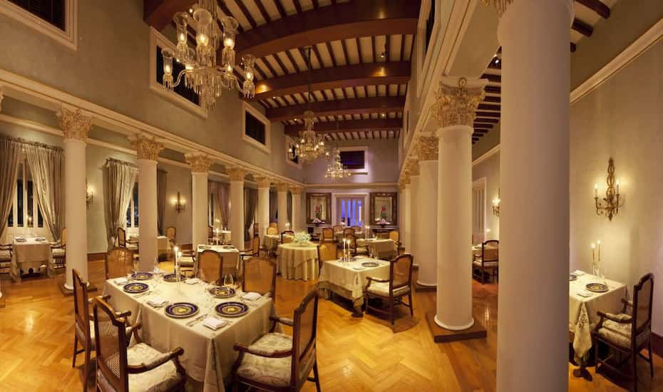 Taj Falaknuma Palace (a Taj Hotel), Hyderabad - Book this