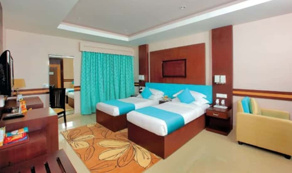 Hotel Srivatsa Regency, Palakkad - Book this hotel at the BEST PRICE