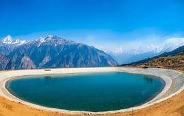 Auli Artificial Lake