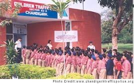 Children Traffic Park