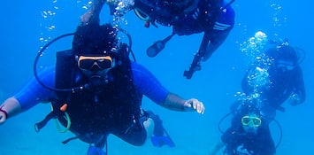 From Underwater, With Love - Our Scuba Diving Adventures #AndamanDiaries
