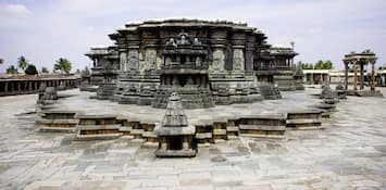 Belur And Halebid Near Banglaore - Take You Off The Beaten Path