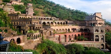 How My Neemrana Staycation Turned Into A Romantic Road Trip To Alwar