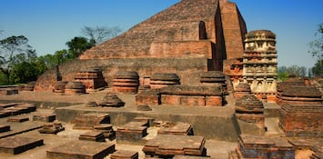 Exploring The Learning Center Of Ancient India- Nalanda