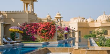 Top 5 Luxury Hotels In India To Head Out To In 2018