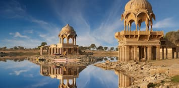 Exploring Jaisalmer - The Golden City In Rajasthan