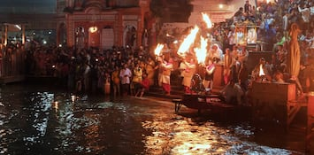 What Makes Haridwar An Artist's Dream!