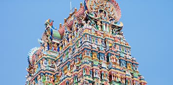 Budget-friendly Accommodation Near Meenakshi Temple In Madurai