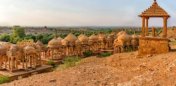 Charming Sunsets And Architectural Masterpieces At Jaisalmer's Golden Fort