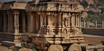 Explore Hampi's Picturesque Ruins And Ancient Temples